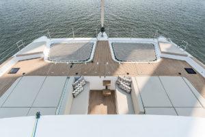 Sunreef 50 Catamaran flybridge