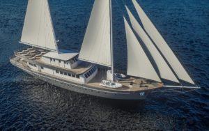 Croatia Sailing Yacht Corsario