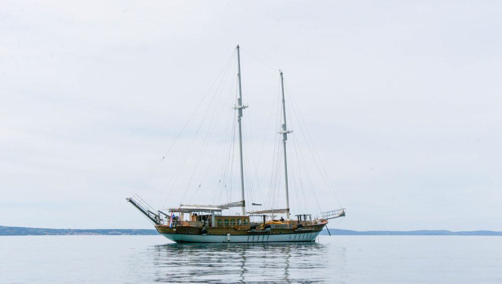 Croatia Yacht Charter Gulet Libra