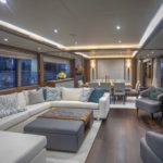 New England motor yacht charter Perseverance 3