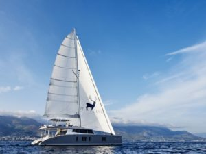 West Med Sunreef 74 Catamaran Yacht Charter