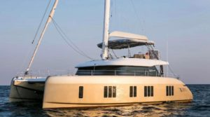 Greece Sunreef 50 Catamaran Charter