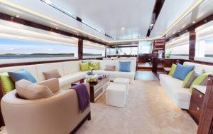 Motoryacht AQUA LIFE Caribbean Charter