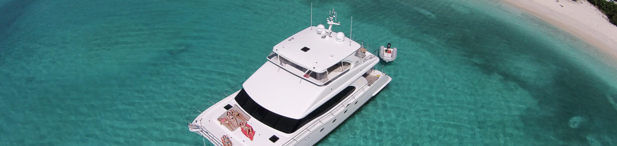 Bahamas Power Catamaran Charter