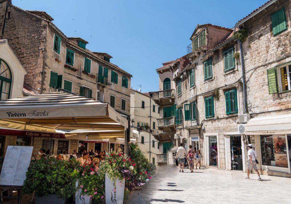 Split, Croatia - Central Dalmatia