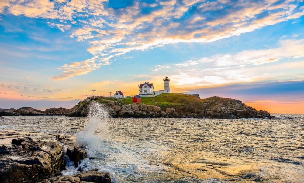 Maine Yacht Charters