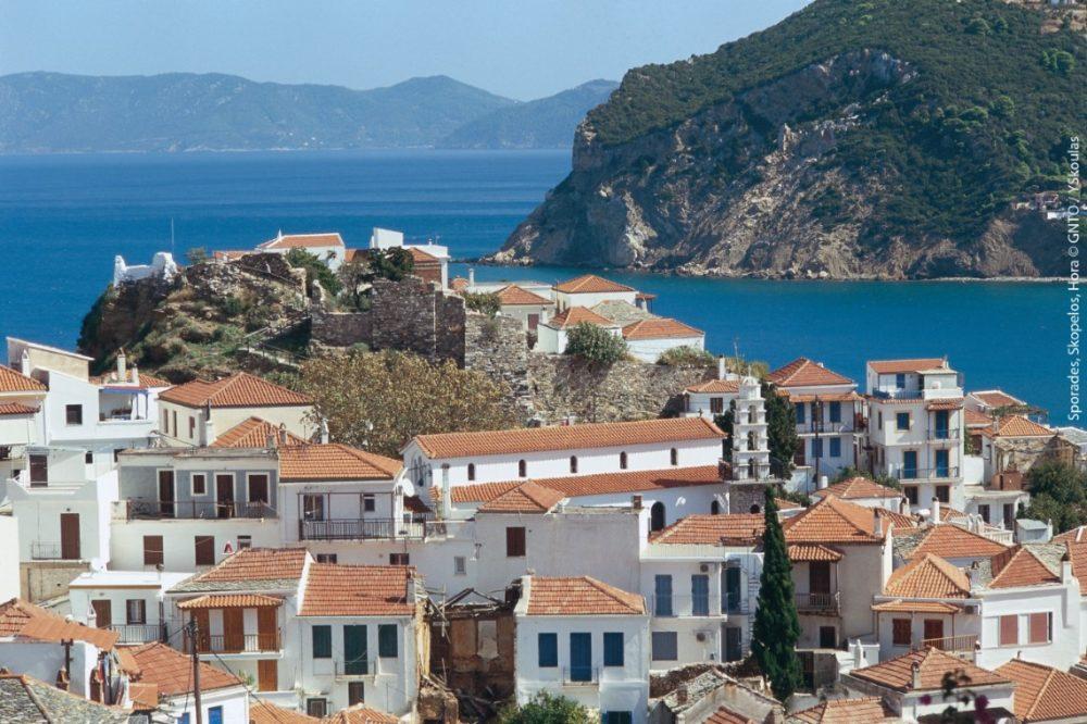 Sporades Islands Charter Itineraries