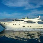 motor yacht grifo