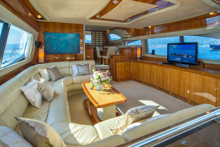 Motoryacht Grifo Croatia Charter