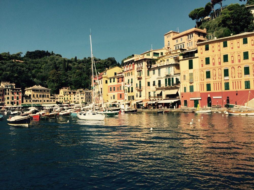 Italian Riviera Charter Itineraries
