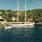 Italy Charter Itineraries, bay close to Portofino