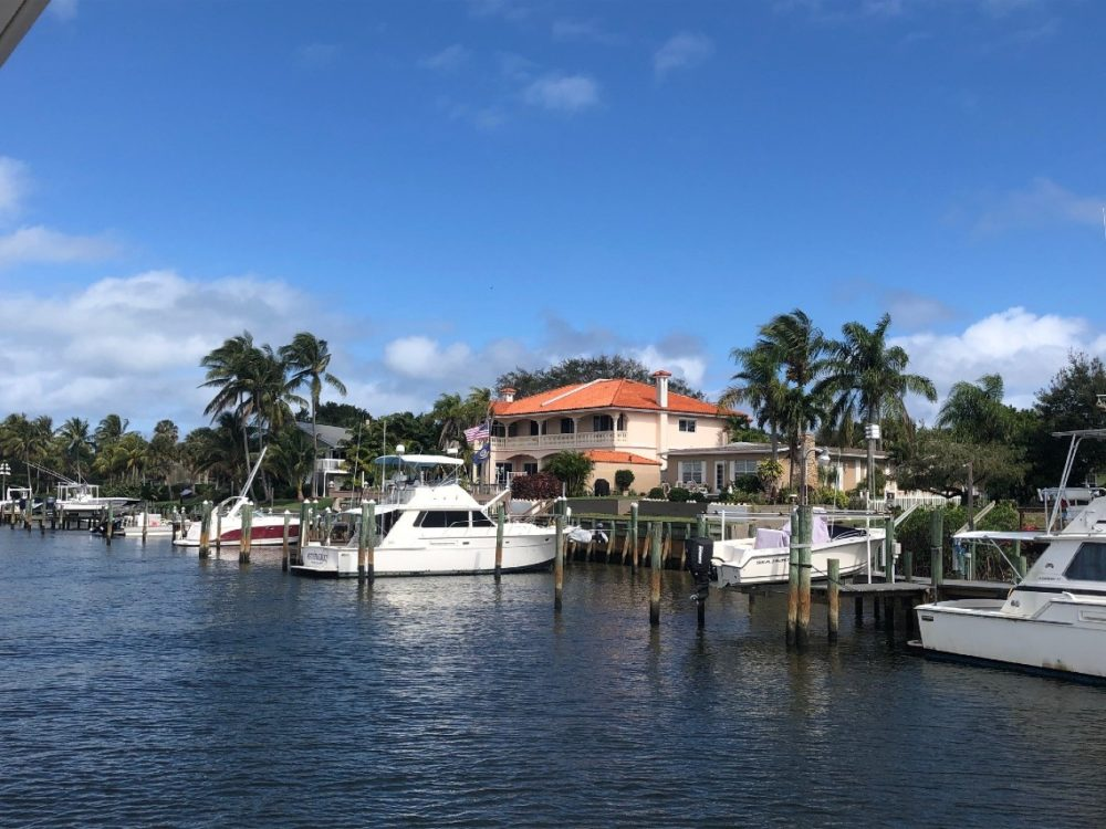 Palm Beach to Miami Itinerary
