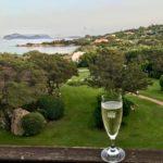 wine on the costa smeralda