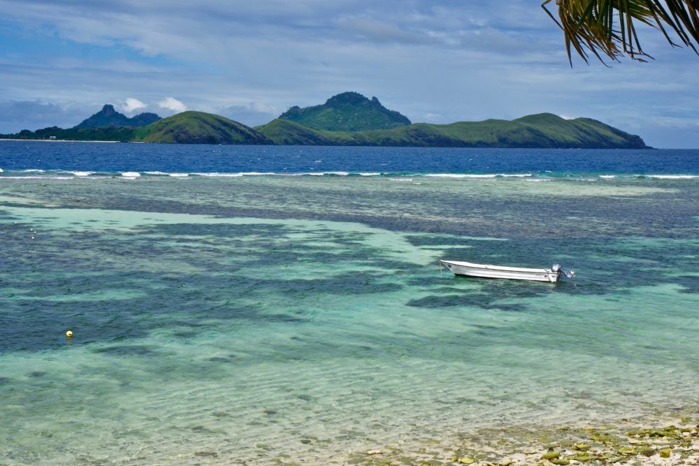 Fiji Charter Itineraries