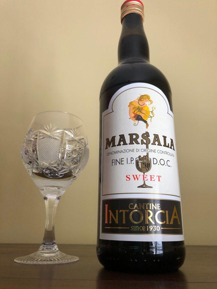 Marsala Wine