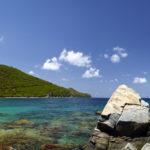 White Bay Beach, Peter Island, British Virgin Islands. One of the 10 best Caribbean Yacht Charter Destinations