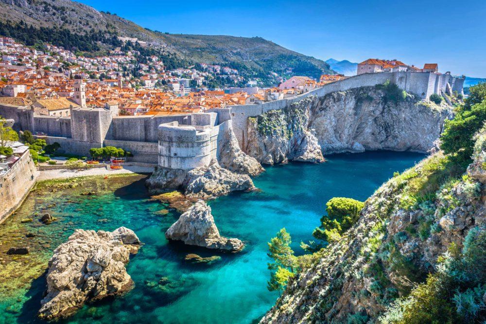 Dubrovnik, Croatia. Croatian Yacht Charter.
