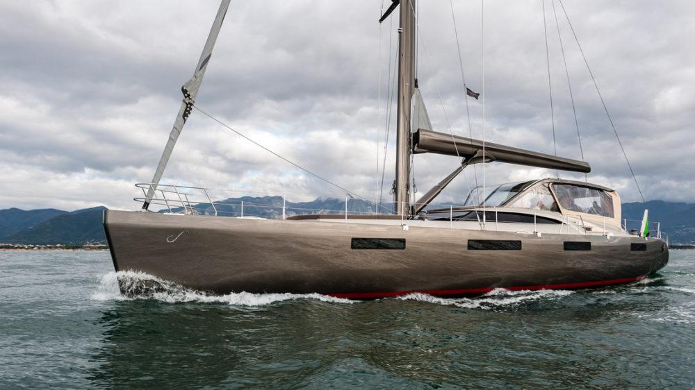 Gigreca Greek sailing-yacht charter.