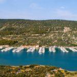 Croatia's Cres marina