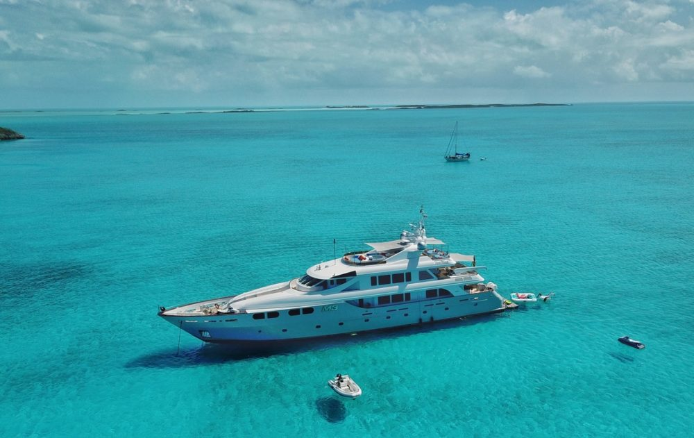 Bahamas Yacht Charter M/Y-M3