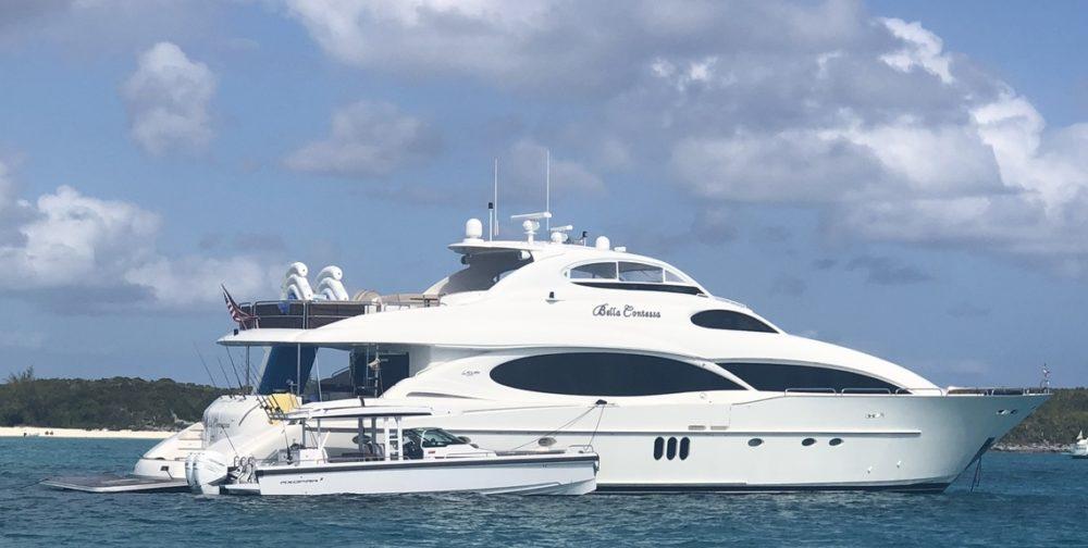 Bahamas Motor-Yacht Charter BELLA-CONTESSA