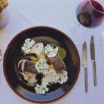 LD Restaurant Fish Dish