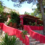 Palmizana Restaurant close to Hvar in Central Dalmatia