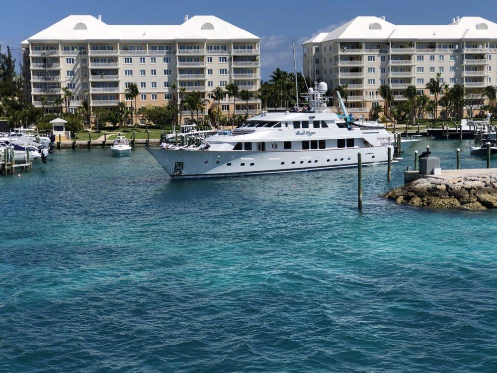 bahamas charter SWEET ESCAPE