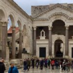 Square in Diocletian Palace