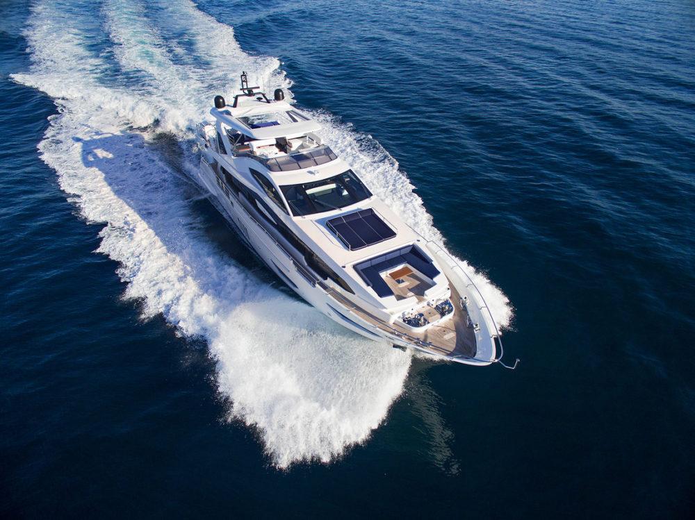 Greece Motor-Yacht Charter MEMORIES TOO