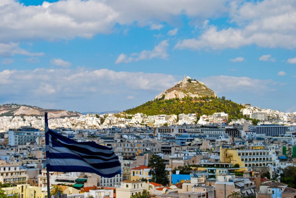 July/August Greece Yacht Charters